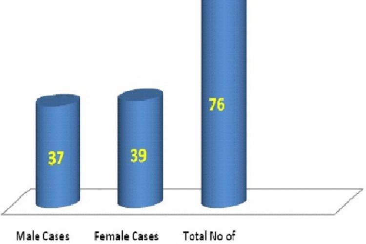 Demographic status of cases with Medication Errors (MEs)